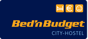 Logo Bed'nBudget City-Hostel