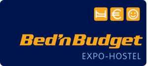 Logo Bed'nBudget Expo-Hostel
